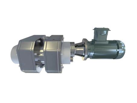 多用途干式真空泵